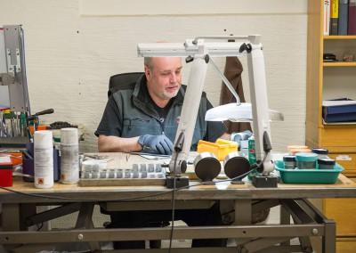 Dianor är experter på bearbetning och fästteknik av superhårda material