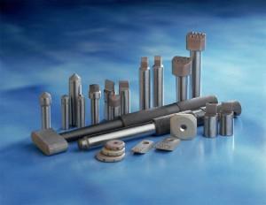 Stort sortiment av Diamantskärpverktyg