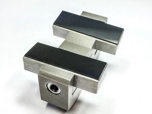 Hårdmetall på verktyg, för överlägsen slitstyrka samt låg friktion