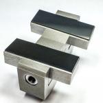 PolyCrystalline Diamond (PCD)-support on tool