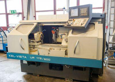 Kellenberger UR 175/600 Controlled Round Grinding Machine