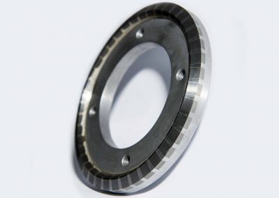 Solid Carbide Metal Ring