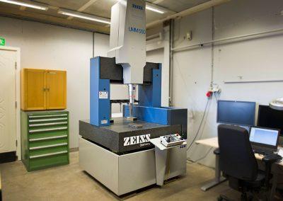 Auftragsarbeiten- Messmaschine, Zeiss UMM550, wir helfen mit avancierten Messungen