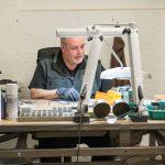 Auftragsarbeiten, Dianor ist Experte in der Bearbeitung und Befestigung von sehr hartem Material