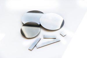 PKD Teile zur Befestigung an Werkzeug. PKD-unterstütztes Werkzeug für einzigartige Lebensdauer und niedrige Friktion.
