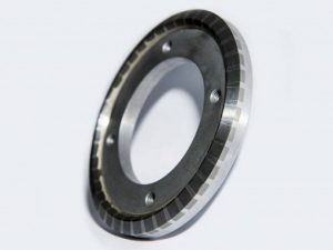 Ring aus Hartmetall