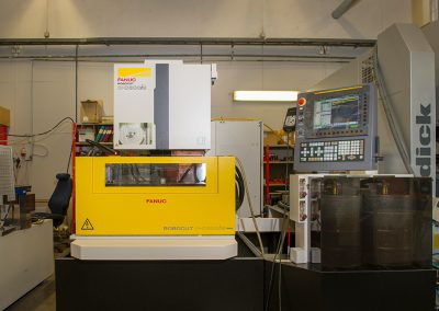 Dianor, FANUC, EDM machine, micromachining, finecut, Subcontract Work