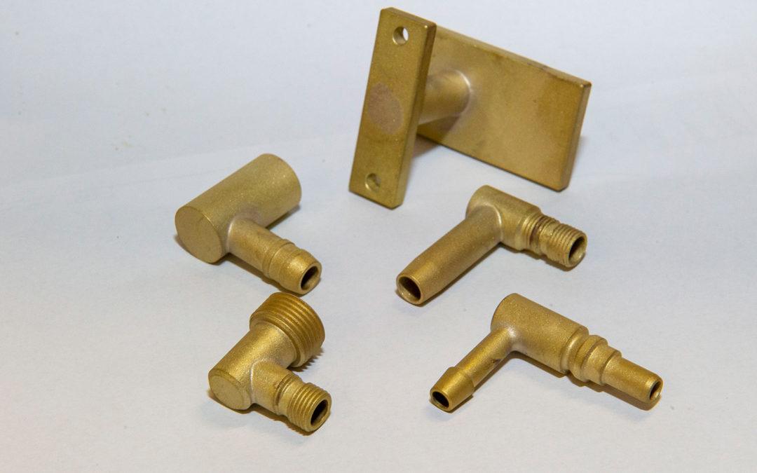 Vi tillverkar komponenter till respiratorer